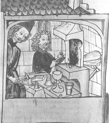 middelen van bestaan middeleeuwen